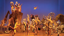 The Lion King On Broadway, New York City